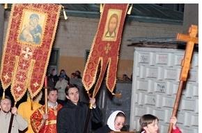 В Петербурге завершился крестный ход «За трезвление России»