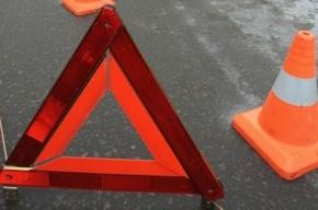 Два человека погибли в аварии на трассе «Петербург-Псков»