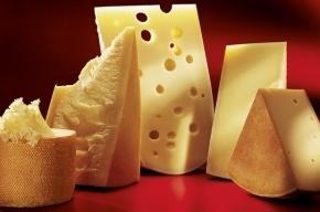 Сыр из ЕС выдали за бетонит