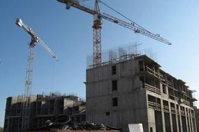 В Петербурге строитель из Узбекистана упал со стройки ЖК «Балтийская жемчужина»