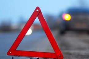 В результате столкновения легкового автомобиля и трактора погибли два человека