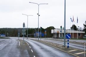 На границе с Финляндией россияне лишились 70 кг продуктов