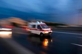 На проспекте Стачек насмерть сбили женщину-пешехода