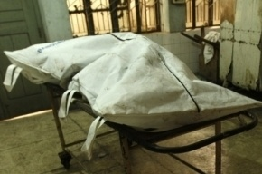 Объеденное крысами тело мужчины нашли в подъезде одного из домов Невского района
