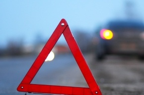 2 человека пострадали в ДТП на Малоохтинском