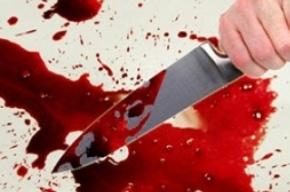 В Петербурге  гражданин Узбекистана зарезал знакомого на автобусной остановке в Ленобласти