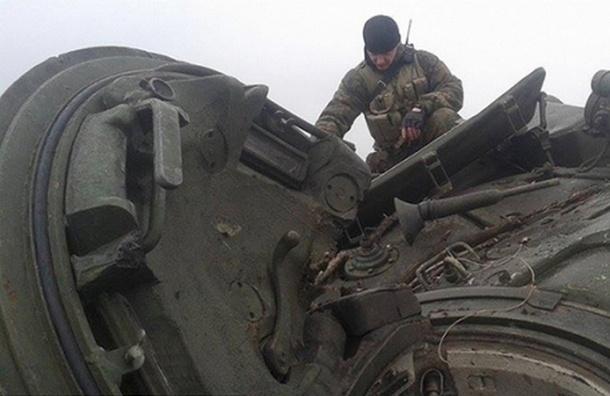 ДНР отведет тяжелые вооружения только после полного прекращения огня