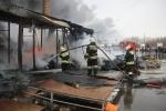 Пожар В Казани Адмирал: Фоторепортаж