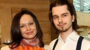 Пасынок Безрукова Андрей найден мертвым у себя дома: Фоторепортаж