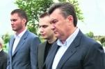 Виктор Янукович и его семья: Фоторепортаж