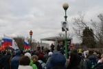 Митинг памяти Бориса Немцова 1 марта 2015: Фоторепортаж