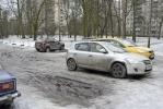 Сквер на ул. Гаврской 8, фото: Сергей Ермохин: Фоторепортаж