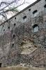 Рухнула стена Выборгского замка: Фоторепортаж