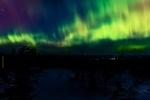 Северное сияние в России 17.03.15 фото: соц.сети: Фоторепортаж
