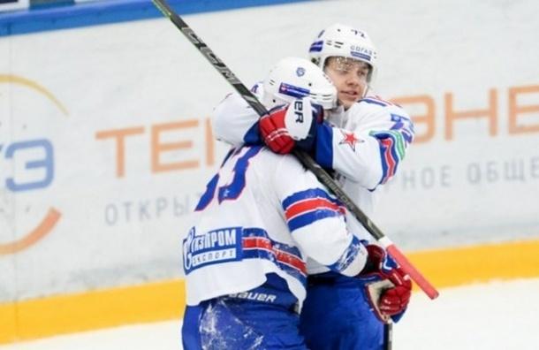 СКА обыграл нижегородский «Торпедо» в 1/8 Кубка Гагарина – 3:1