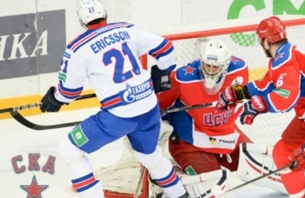 СКА - ЦСКА: решающим стал третий дополнительный период