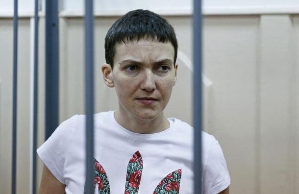 3 участника пикета в защиту Савченко на Невском задержаны