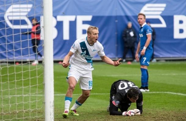 «Динамо» - «Зенит»: исход битвы решил один гол