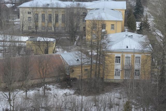 Сквер Агрофизического института, фото:Сергей Ермохин: Фото