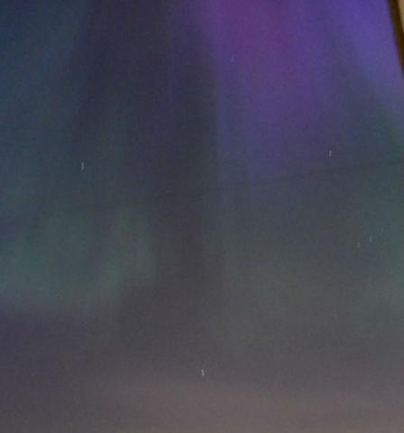 Северное сияние в России 17.03.15 фото: соц.сети: Фото
