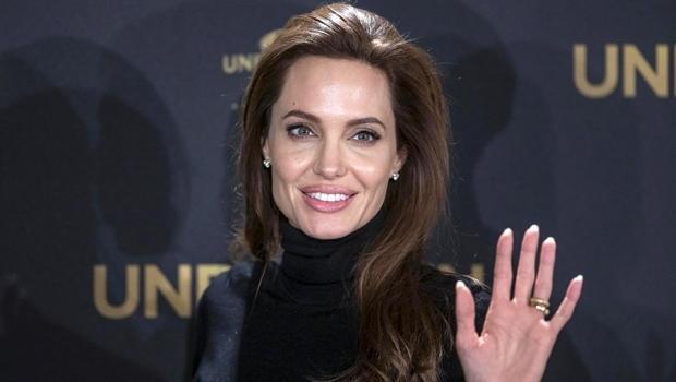 Анджелина Джоли 2015: Фото