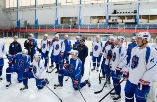 СКА вышел в ¼ финала Кубка Гагарина