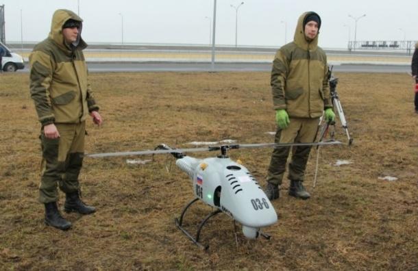 МЧС объявила «охоту» на рыбаков на льду с помощью беспилотника