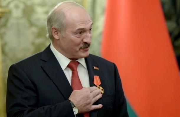 Владимир Путин вручил президенту Белоруссии Александру Лукашенко орден Александра Невского