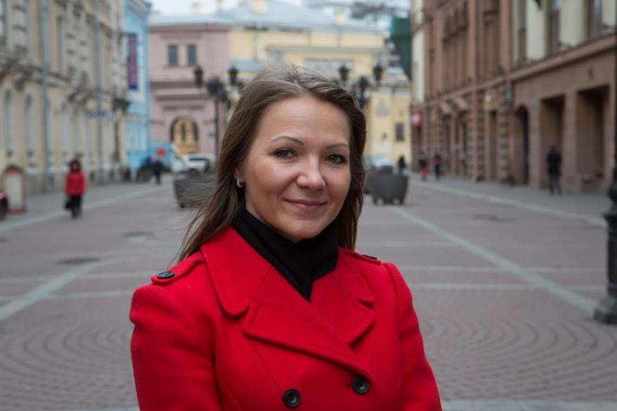 Любовь Лыскова, фото: Сергей Чернов