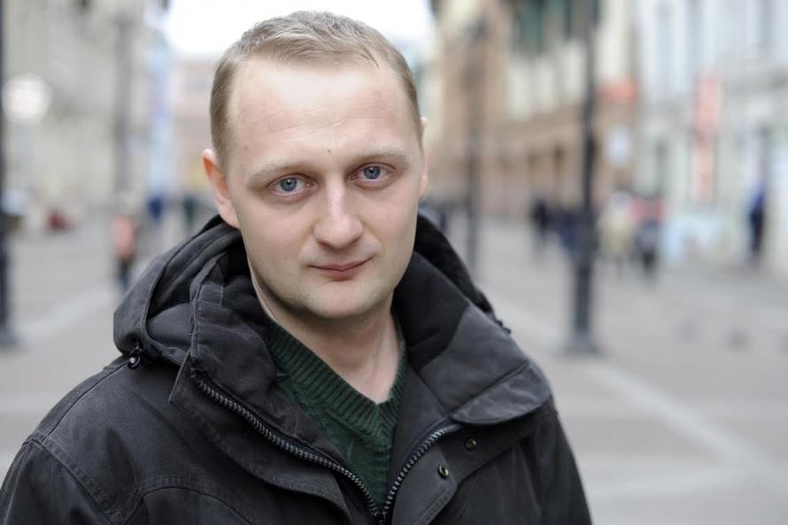 Виталий Стаценко,  фото: Сергей Ермохин