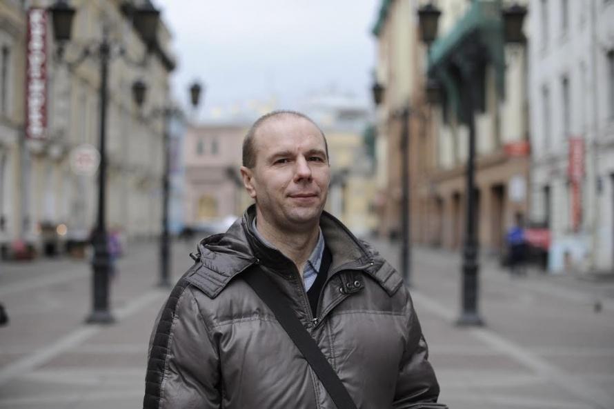 Игорь Новосад, фото: Сергей Ермохин