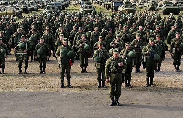 Внезапная проверка Российской армии, начавшаяся 16 марта, завершилась