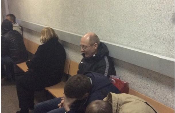 Зампредседатель КГИОП Игорь Гришин арестован на два месяца