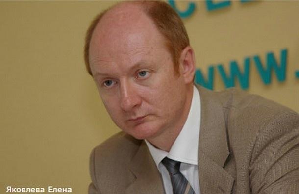 Зампредседателя КГИОП задержан по подозрению в получении взятки в 5 млн рублей