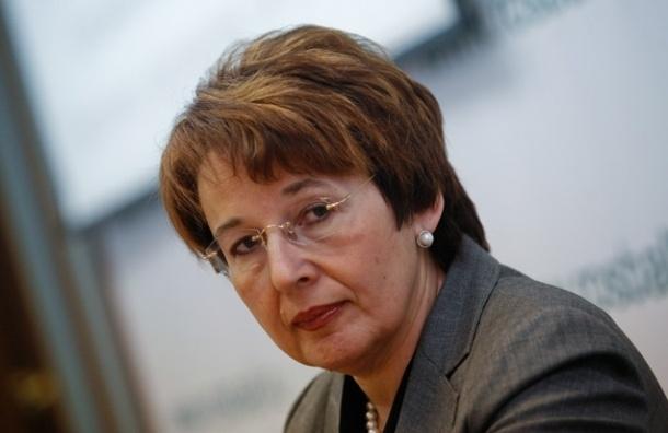 Оксана Дмитриева приняла окончательное решение о выходе из «Справедливой России»