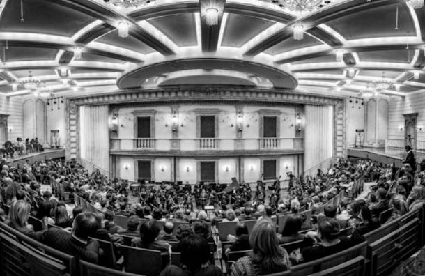 В Москве пройдет акция «Ночь театров»