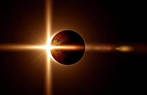 Cолнечное затмение: тень от Луны закроет солнце