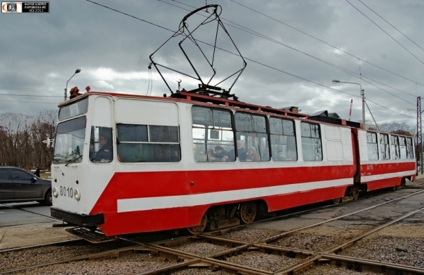 На Петергофском шоссе трамвай переехал пешехода