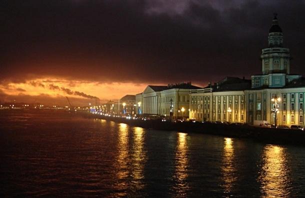 «Ленсвет» решил экономить за счет художественной подсветки зданий