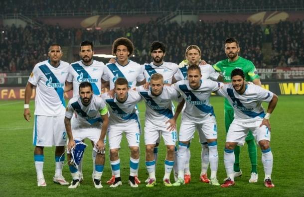 «Зенит» уступил «Торино», но прошел в четвертьфинал Лиги Европы