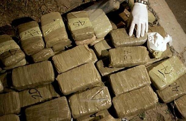 В Петербурге накрыли банду наркоторговцев