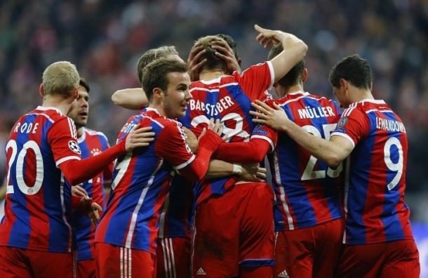 «Бавария» обыграла «Шахтёр» и прошла в четвертьфинал Лиги чемпионов