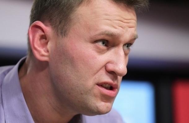 Алексей Навальный вышел из спецприемника
