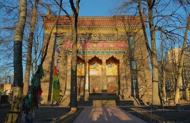В Петербурге будут отреставрированы фасады Буддийского дацана