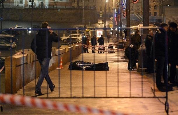 Следователи реконструировали то, как был убит Немцов