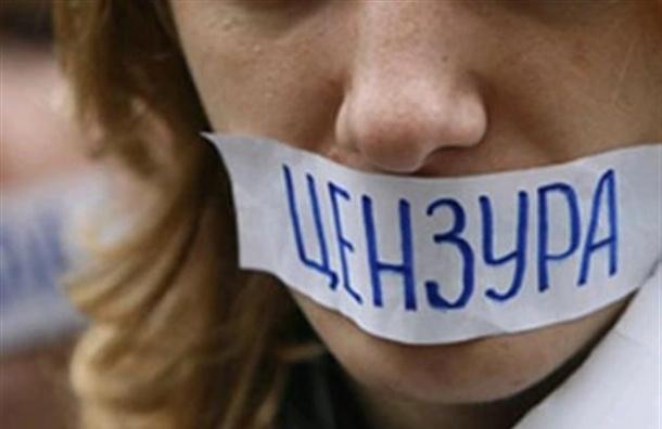 В Петербурге журналисты провели пикет против цензуры возле Мариинского дворца