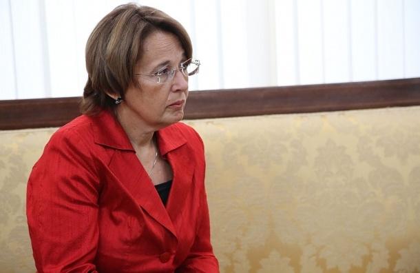 Руководство «Справедливой России» приостановило полномочия Оксаны Дмитриевой