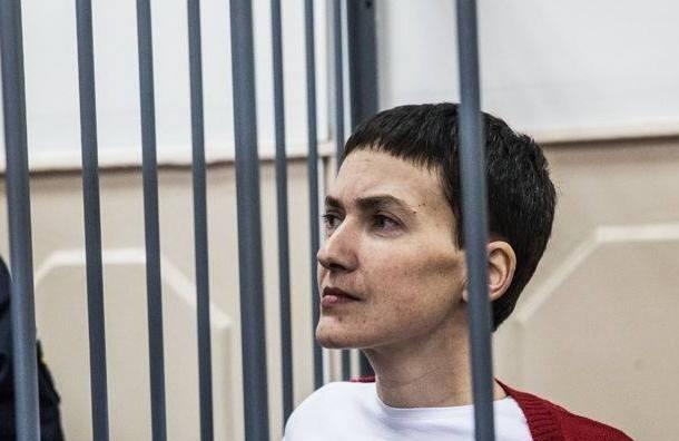 3,5 часа украинские врачи проводили консилиум в СИЗО у Савченко