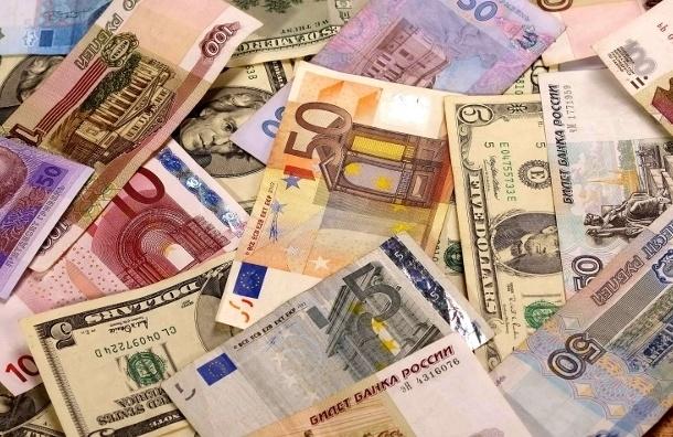 На начале торгов на Московской бирже курс доллара упал ниже 60 рублей