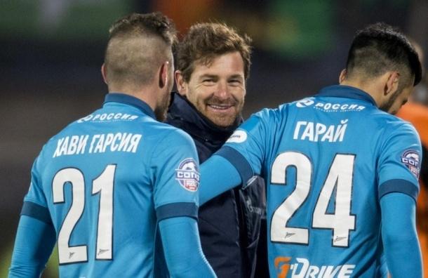 «Зенит» обыграл «Торино» со счетом 2:0